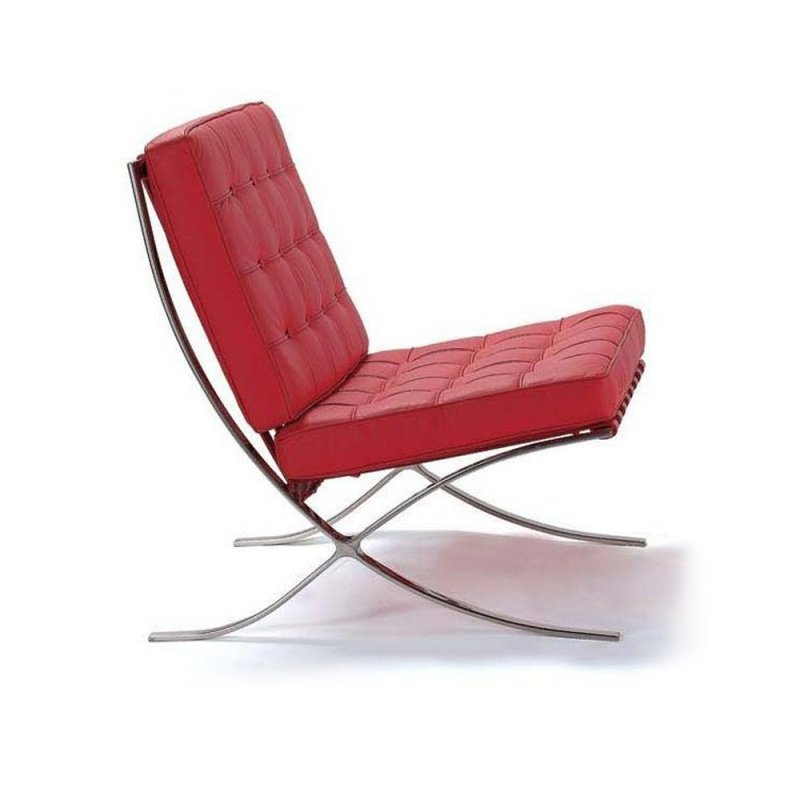 Barcelona sessel in rot 450 00 for Sessel in rot