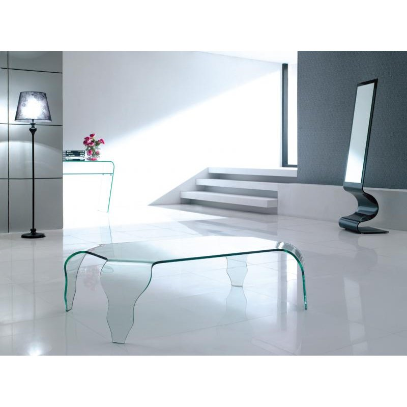 vertikaler standspiegel aus geformtem glas 480 00. Black Bedroom Furniture Sets. Home Design Ideas